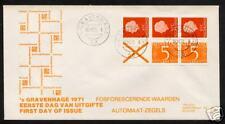 FDC met postzegelboekje PB 11, Philato, blanco/open