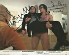 1971 A Clockwork Orange mini-lobby card signed by McDowell & Prowse!  RARE!