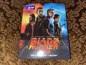 Blade Runner 2049 4K Ultra HD Blu Ray Filmarena Quarterslip Unnumbered Sealed