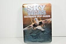 Sky Wars Ultimate Top Guns 5 DVD Set Air Combat Documentary War
