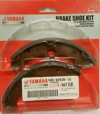 GENUINE YAMAHA 3HN-W2535-10 Brake Shoe Set 1992-1998 Big Bear, Kodiak, YFM350FWG