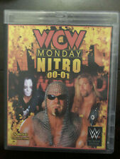 WCW Nitro 2000-2001 World Championship Wrestling 5 Disc Blu ray Set