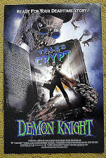 """TALES FROM THE CRYPT -- """"DEMON KNIGHT"""" / 1995 original studio issued poster"""