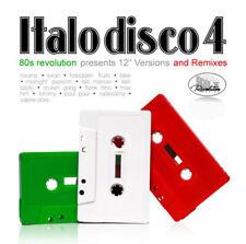 Out Sale - 80's Revolution - Italo Disco Volume 4 2012 2CD