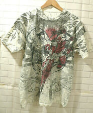Vintage Japanese Hayabusa Mens T Shirt Sz XL