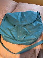 H & M Turquoise Blue Shoulder Bag Handbag