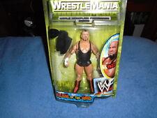 Jakks Pacific WWE WWF Wrestling Figure NIP TAZZ Wrestlemania Rulers of the Ring