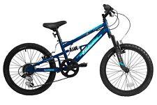 Falcon Cobalt Boys 20 Inch Full Suspension Mountain Bike Blue