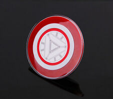 Iron man Qi Wireless Charger Pad for SAMSUNG GALAXY S6 G9200 S6 Edge S6S7 S7Edge