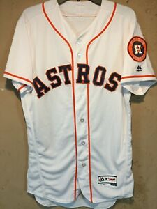 Houston Astros MLB Majestic Flex Base Authentic Jersey in size 40 NWOT