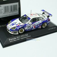 MINICHAMPS PORSCHE 911 GT3 RS TEAM PERSPECTIVE RACING 24H LE MANS SUGD 400046975