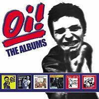 Oi! The Albums - OI! THE ALBUMS [CD]