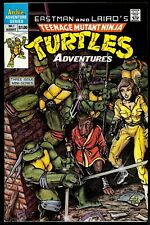 Teenage Mutant Ninja Turtles Adventures #1. 1988 Archie mini series. 9.2 NM-