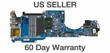 HP Pavilion X360 M3-U101DX Laptop Motherboard w/ i3-7100U 2.4Ghz CPU 903236-601