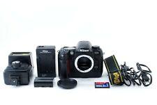 Nikon D100 6.1MP Digital SLR Camera Body W/Strobe From Japan [Exc+++] #675348A