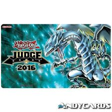 Tappetino Blue-Eyes White Dragon ☻ 2016 Judge Playmat ☻ YUGIOH ANDYCARDS