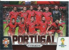 Panini Prizm Wold Cup 2014 Team Card #27 Portugal