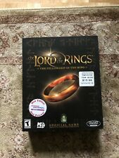 Lord of the Rings: The Fellowship of the Ring Big Box Of Game