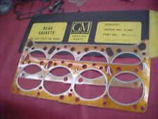 NOS 9772289 GM PONTIAC SUPER DUTY NASCAR IMCA HEAD GASKET 63 65 66 389 421 GTO