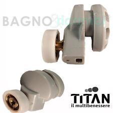 Ricambio gruppo ruota per cabina doccia grigio Titan q8785iu