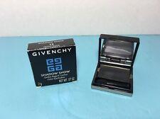 GIVENCHY - SHADOW SHOW - COLOR EYESHADOW - DRESSY BLACK 13 - .07 OZ.- BOXED
