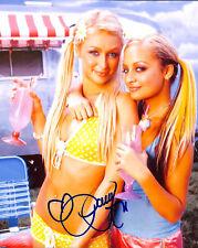 Paris Hilton The Simple Life Sexy Authentic Signed 8x10 Photo BAS #H44803