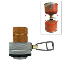 Propane Refill Adapter Gas Cylinder Tank Coupler Heater Camping Tools Useful
