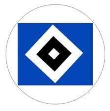 KFZ AUTOKENNZEICHEN KENNZEICHEN HSV HAMBURGER SV AUTO AUFKLEBER NUMMERNSCHILD !!