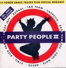 PARTY PEOPLE 3 (1994, incl. Maxis) giorno Team, Jazzy Jeff/Fresh Prince, [CD DOPPIO]