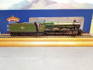 31-786 Bachmann BR 6952 Modified Hall Class 6998 Burton Agnes Hall BR Green Late