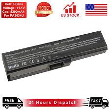 Battery For Toshiba Satellite U500-ST5302 T130-02M P750-BT4N22 M600-01B L670D-09