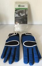 CUTTERS PERFORMANCE C-TACK FOOTBALL RECEIVER GLOVES SIZE ADULT L