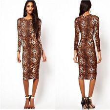 49f582e016a ASOS Women s Animal Print Dresses