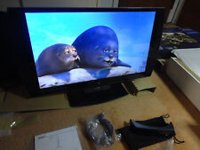 "Sony ps3 CECH-ZED1U 3D 1080p 240Hz 24"" Gaming TV w/ 3D Glasses  *Barely Used*"