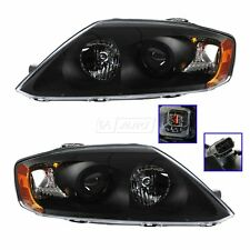 Headlight Head Lamp LH Left Driver RH Right Passenger PAIR for Hyundai Tiburon