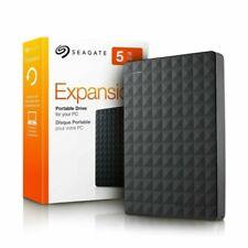 Seagate STEA5000402 5TB Hard Disk Portatile Esterno - Nero
