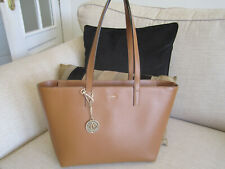 DKNY Bryant Medium Sutton Tote Bag - Tan, Immaculate Condition