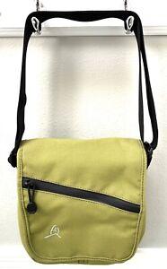 Overland Equipment Crossbody Pale Green Medium Bag EXCELLENT