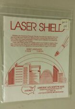 Laser Shield by American Software ASD&D for TI 99/4 99/4A 1981 (missile command)