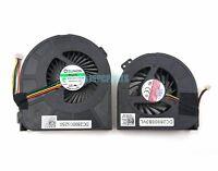 New Dell Precision M4700 CPU & GPU Cooling Fan DC28000DDDL DC28000DEVL
