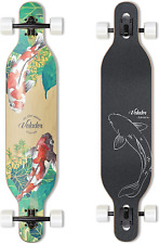 New listing Volador 42inch Freeride Longboard Complete Cruiser  Drop Through Deck - Camber