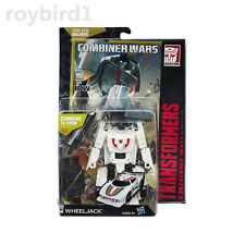 New Transformers Generations Combiner Wars Deluxe Class Wheeljack Lancia Racing