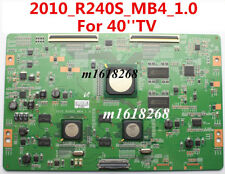 Brand NEW T-Con Board 2010_R240S_MB4_1.0 Samsung UN40C7000 UA40C7000 For 40'' TV