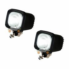 2pcs 55w 12v flood  Xenon HID Work Light for ATV SUV Truck Tractor Boat Offroad