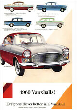 VAUXHALL CRESTA PA VICTOR VELOX RETRO A3 POSTER PRINT FROM CLASSIC 60's ADVERT