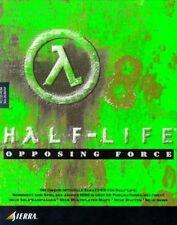 Half LIFE Opposing Force (pc) - NEUF & immédiatement