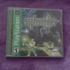 Syphon Filter  (Sony PlayStation 1, 1999) PS1 COMPLETE