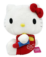 """Holiday Sale!  13"""" Drawing Hello Kitty Jumbo Plush Doll Toy Cute Gift"""