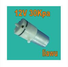 DC12V 30KPA DC Mini pompe à vide pompe à air de pompage max 40kpa l'échantillonnage de l'air