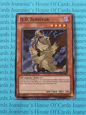 D.D. Survivor RYMP-EN086 Common Yu-Gi-Oh Card 1st Edition Mint New